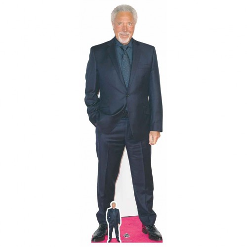 Tom Jones Cardboard Cutouts