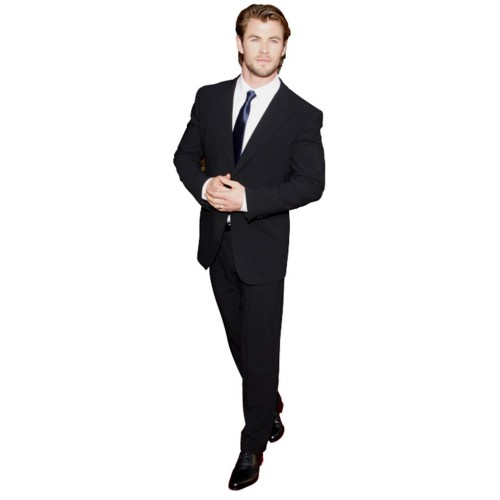 Chris Hemsworth Cardboard Cutouts