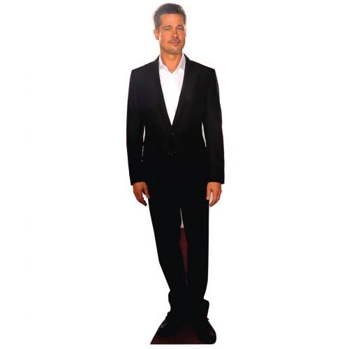 Brad Pitt Cardboard Cutouts