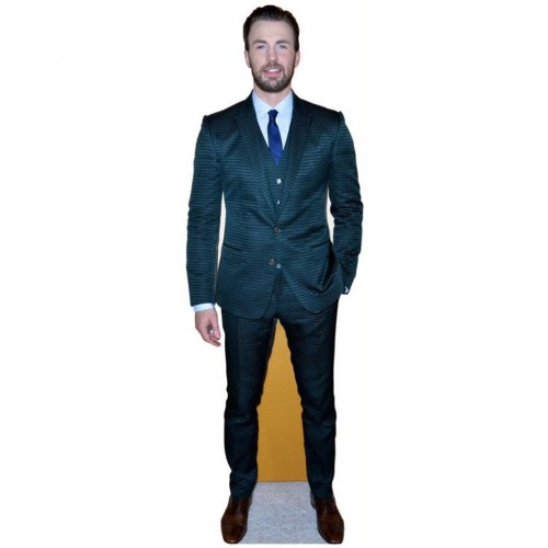 Chris Evans Cardboard Cutouts