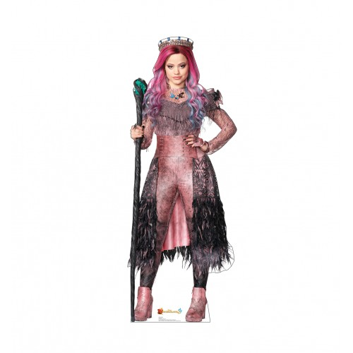 Descendants 3 Cardboard Cutouts