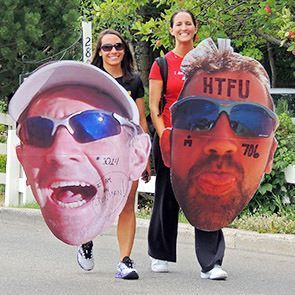 Big Head Custom Cutouts