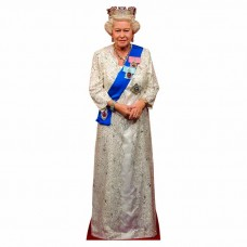 British Monarchy Cardboard Cutouts
