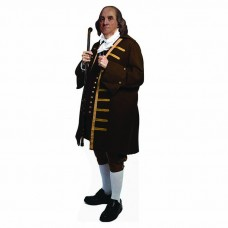 Revolutionary War Heroes Cardboard Cutouts