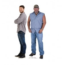 Larry the Cable Guy Cardboard Cutouts