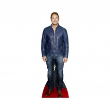 Chris Pratt Cardboard Cutouts