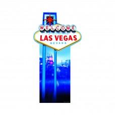 Vegas Theme Cardboard Cutouts