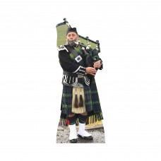 Scottish Theme Cardboard Cutouts