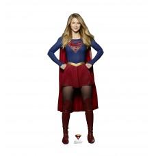 Supergirl Cardboard Cutouts